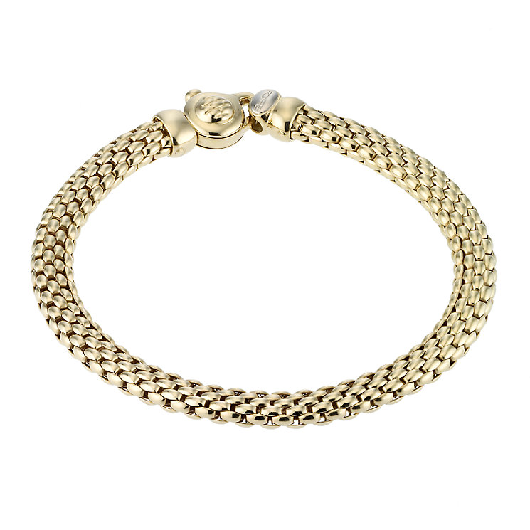 Fope Gioielli Meridiani 18ct gold bracelet. - Product number 8004277