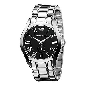 Emporio Armani men's stainless steel bracelet watch - Product number 8014345