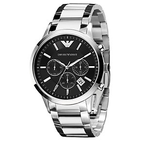 Emporio Armani men's chronograph watch - Product number 8015619