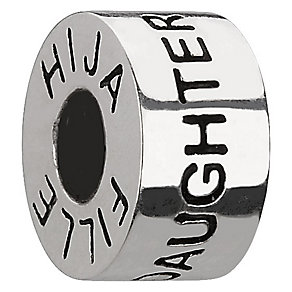 Chamilia - sterling silver daughter bead - Product number 8024480