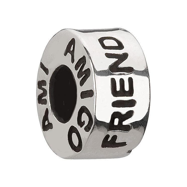 Chamilia - sterling silver friend bead - Product number 8024502