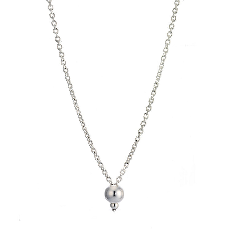 "Chamilia sterling silver drop necklace  71cm or 28"" - Product number 8025673"
