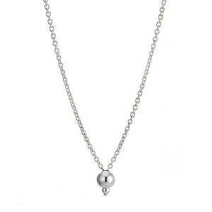 Chamilia sterling silver drop necklace 91cm or 36