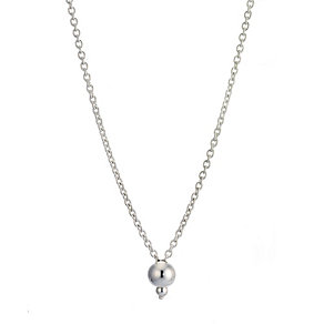 "Chamilia sterling silver drop necklace 91cm or 36"" - Product number 8025681"