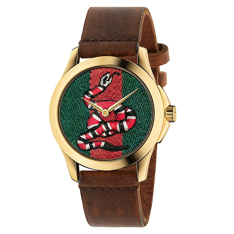 Gucci Le Marché des Merveilles Ladies' Strap Watch - Product number 8028141