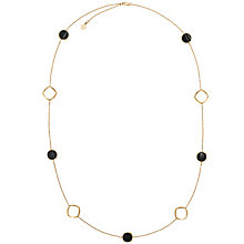 Michael Kors Cool & Classic Yellow Gold-Tone Necklace - Product number 8031835