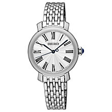 Seiko Ladies' Stainless Steel Bracelet Watch - Product number 8035032