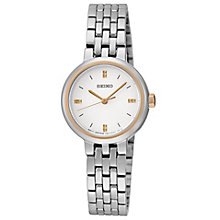 Seiko Ladies' Stainless Steel Bracelet Watch - Product number 8035148