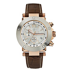 Gc men's two colour chronograph watch - Product number 8035377