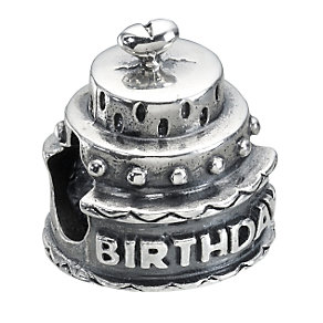 Truth Sterling Silver - Birthday Cake - Product number 8036926
