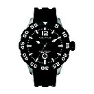 Nautica BFD men's black dial strap watch - Product number 8039402