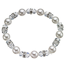 Oliver Weber Simulated Pearl Bracelet - Product number 8041164