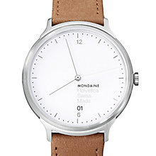 Mondaine Ladies' Helvetica No1 Light Watch - Product number 8043795