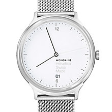 Mondaine Ladies' Helvetica No1 Light Watch - Product number 8043809