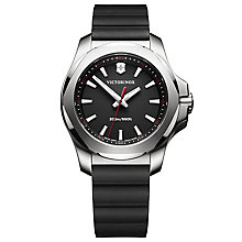 Victorinox Ladies' I.N.O.X. V Rubber Strap Watch - Product number 8044082