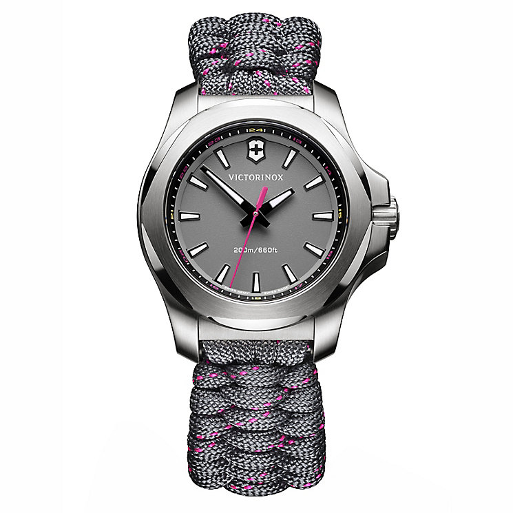 Victorinox Ladies' I.N.O.X. V Paracord Strap Watch - Product number 8044112