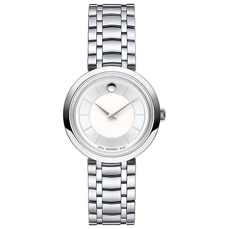 Movado 1881 Quartz Ladies' Stainless Steel Bracelet Watch - Product number 8046018