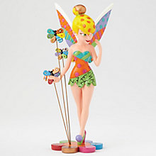 Disney Britto Tinkerbell Mini Figurine - Product number 8046352