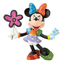 Disney Britto Minnie Mouse Figurine - Product number 8046492