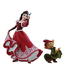 Disney Showcase Snow White & Dopey Figurine - Product number 8046662