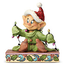 Disney Traditions Light Up The Holidays Dopey Figurine - Product number 8048606