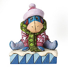 Disney Traditions Waiting For Spring Eeyore Figurine - Product number 8048614