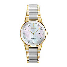 Citizen Eco-Drive Ladies' Stainless Steel Bracelet Watch - Product number 8048754