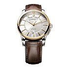 Maurice Lacroix Pontos men's brown strap watch - Product number 8052603