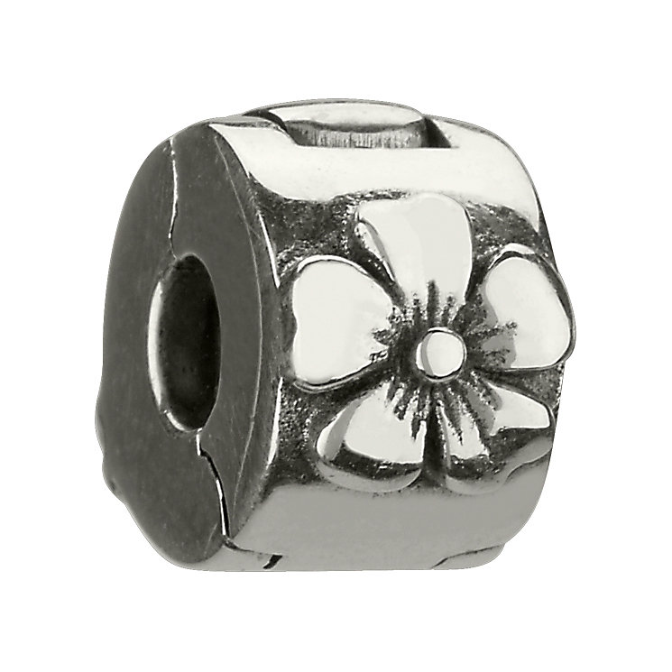 Chamilia - sterling silver flower bead - Product number 8054509