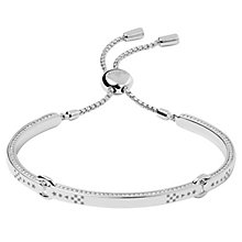 Links of London Ascot Narrative Sterling Silver Bracelet - Product number 8056536