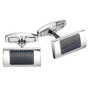 Gaventa carbon fibre cufflinks - Product number 8057842