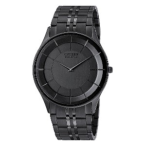 Citizen Men's Black Eco-Drive Watch - Product number 8059241
