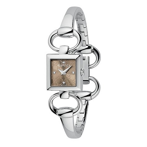 Gucci Tornabuoni Collection diamonds watch
