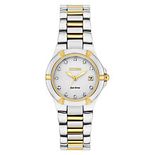 Citizen Ladies' Eco-Drive Stainless Steel Bracelet Watch - Product number 8063907