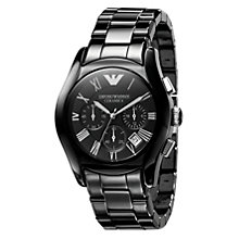 Emporio Armani Men's Ceramic Watch - Product number 8065373