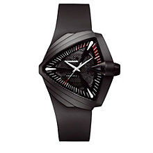 Hamilton Ventura men's black watch - Product number 8065489