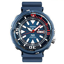 Seiko Prospex Padi Men's Ion Plated Strap Watch - Product number 8070342