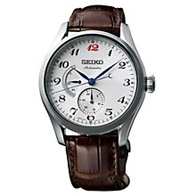 Seiko Presage Men's Stainless Steel Strap Watch - Product number 8070393