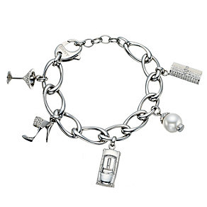 DKNY Ladies' Charm Bracelet - Product number 8076588