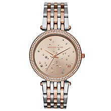 Michael Kors Darci Ladies' 2 Colour Bracelet Watch - Product number 8080569