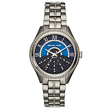 Michael Kors Lauryn Ladies' Stainless Steel Bracelet Watch - Product number 8080593