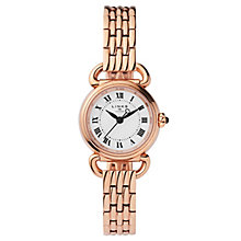 Links of London Driver Ladies' Rose gold Plated Watch - Product number 8080763