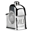 Eternal Silver milk carton bead - Product number 8083894