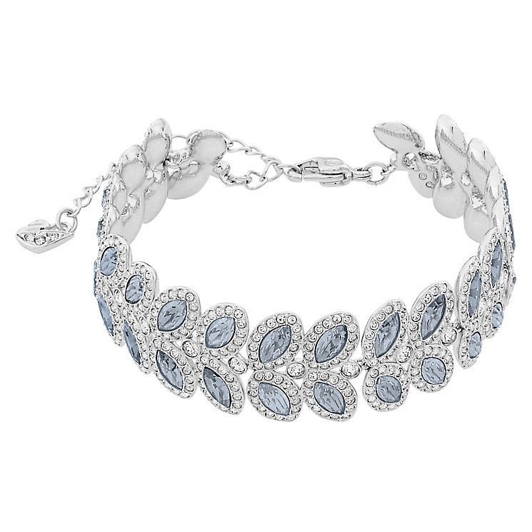 Swarovski Baron Rhodium Plated Bracelet - Product number 8085439