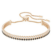 Swarovski Rose Gold Plated Adjustable Bracelet - Product number 8085838