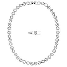 Swarovski Angelic Rhodium Plated Necklace - Product number 8085862