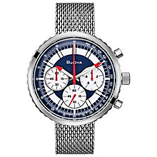 Bulova Men's Special Edition Chronograph C Bracelet Watch - Product number 8087822