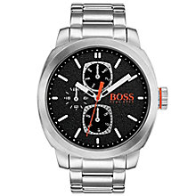 Boss Orange Men's Stainless Steel Bracelet Watch - Product number 8104689