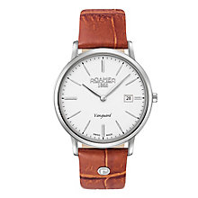 Roamer Men's Tan Leather Strap Watch - Product number 8108854