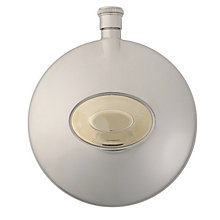 Jean Pierre large round hip flask - Product number 8113475